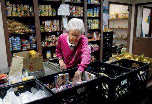 NV Food Bank Volunteer