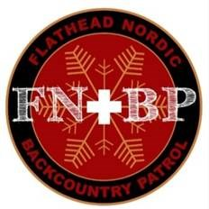 Flathead Nordic Back country Patrol Logo