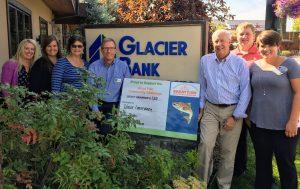 Glacier Conservancy Great Fish Grant