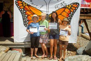 Flathead Cancer Aid Services survivors