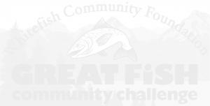 Great Fish Logo gray