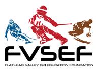 Flathead Ski Education Foundation Logo