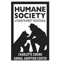Humane Society of NW MT Logo