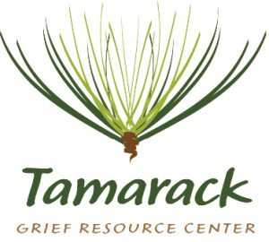 Tamarack Grief Resource Center Logo