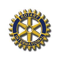 Whitefish Rotary  Logo