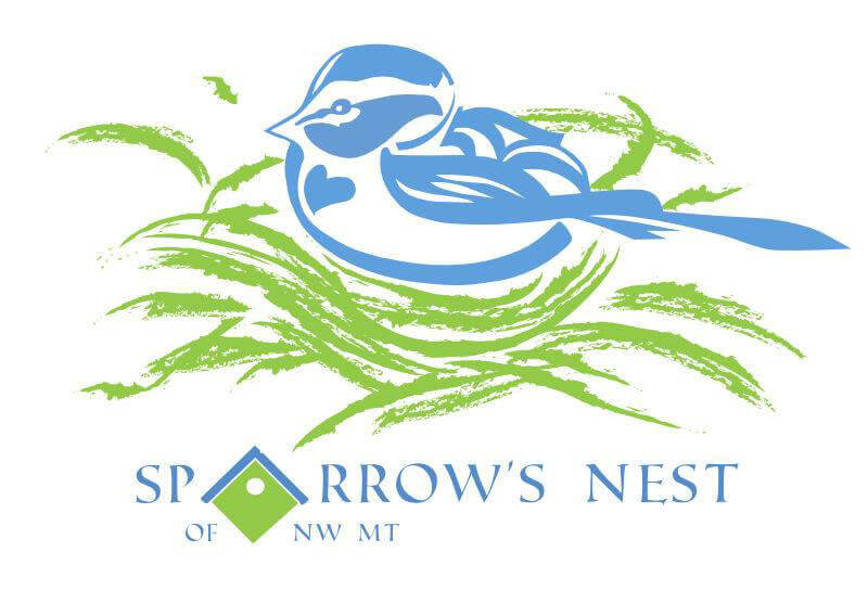 Sparrow's Nest of NW MT Logo