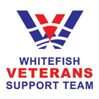Whitefish Veterans Support Team Logo